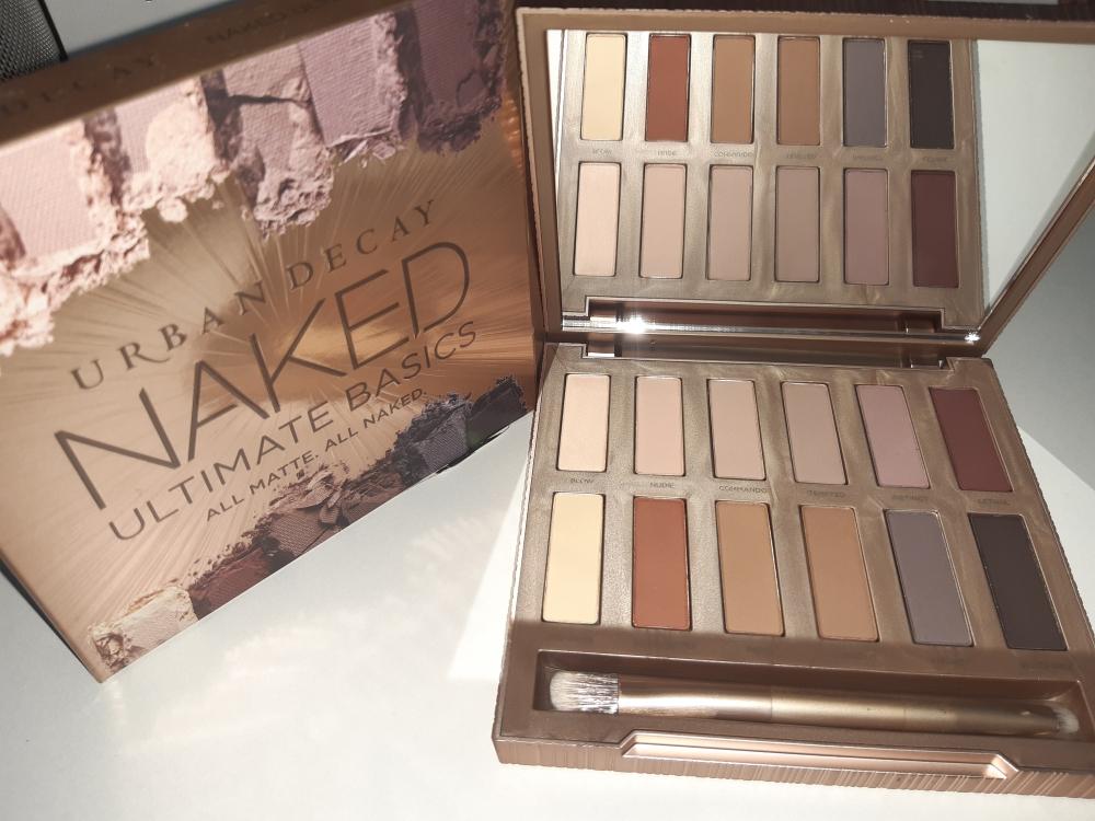 Naked Ultimate Basics