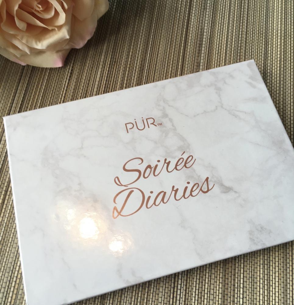 Paleta Soirée Diaries de PÜR