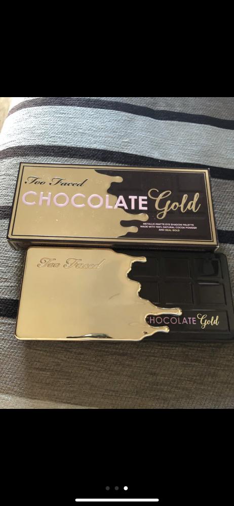 Paleta Chocolate Gold de Too Faced