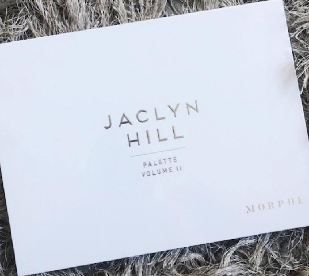 Morphe x Jaclyn Hill Volume II