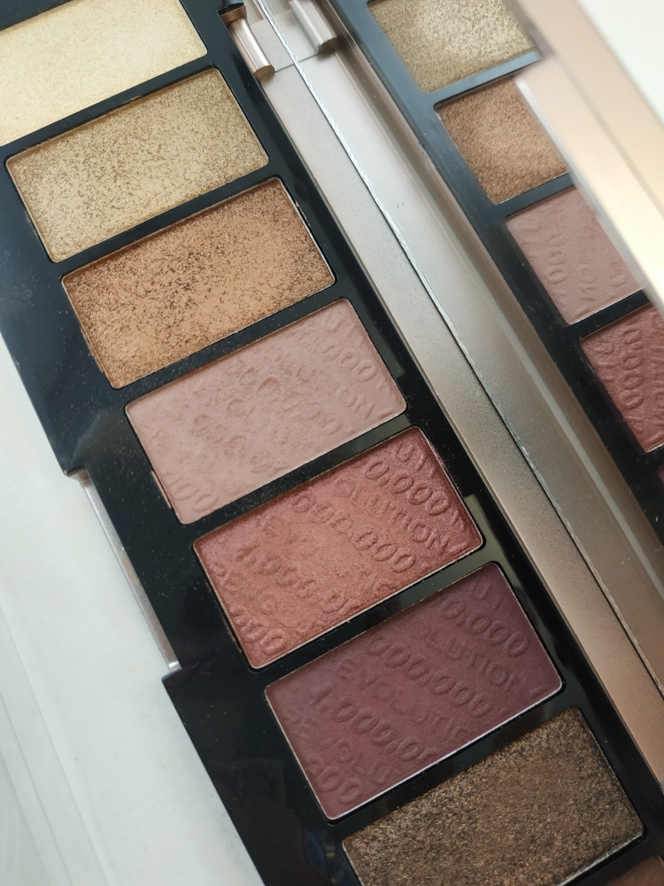 Paleta 1,000,000 Makeup Revolution ed. limitada
