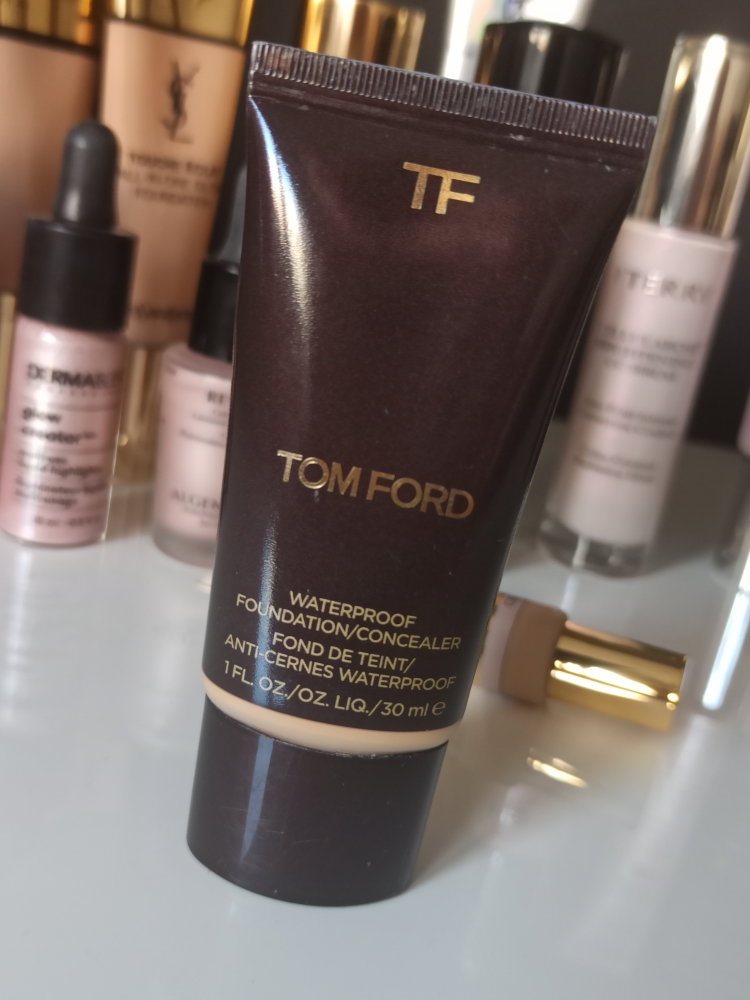 Tom Ford Base Waterproof Foundation Concealer