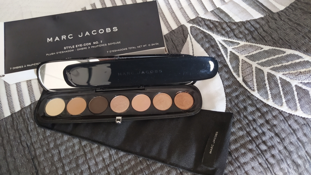 Paleta sombras Marc Jacobs