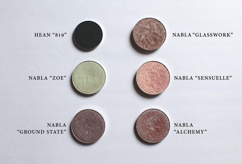 NABLA - sombra suelta GROUND STATE