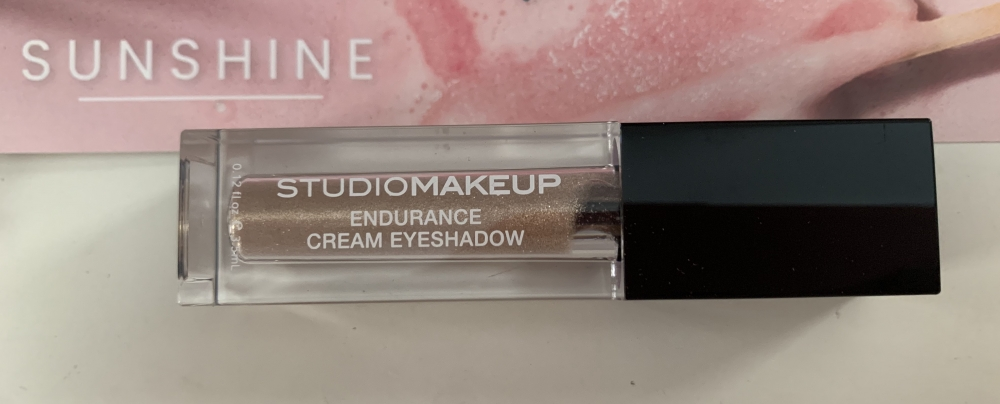 StudioMakeup  Endurance Cream Eyeshadow
