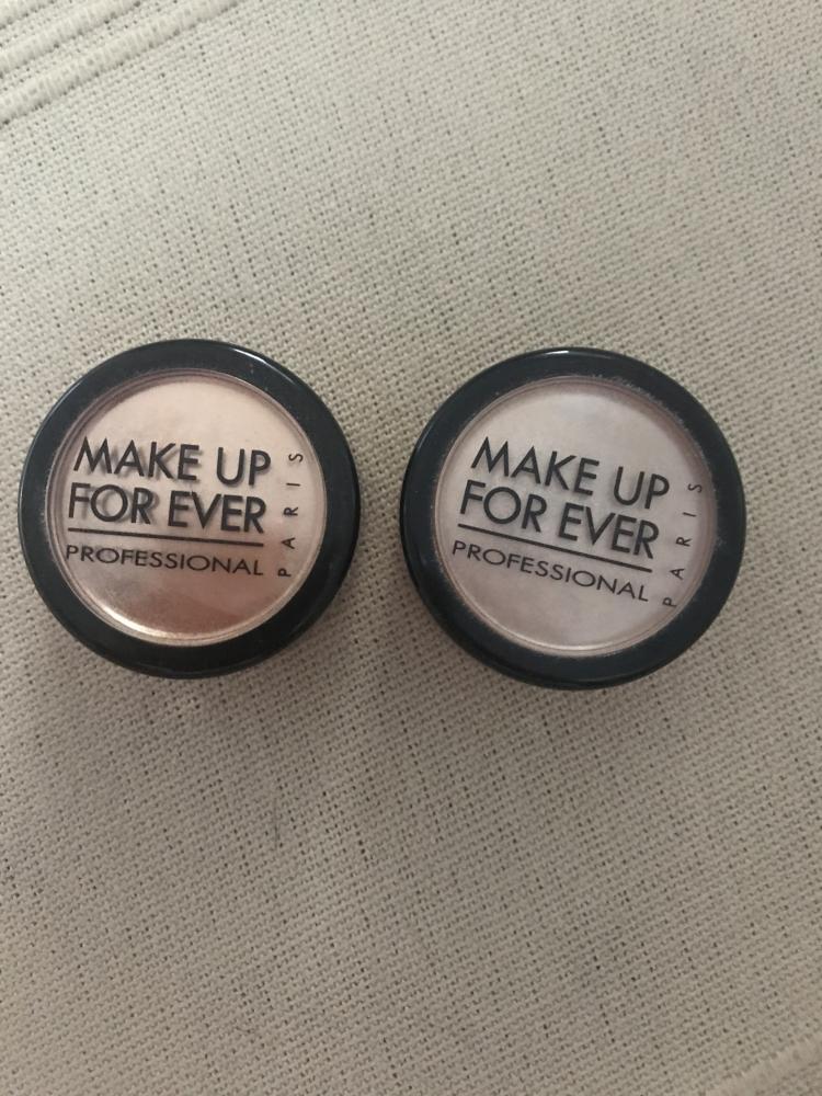 Pigmentos make up forever
