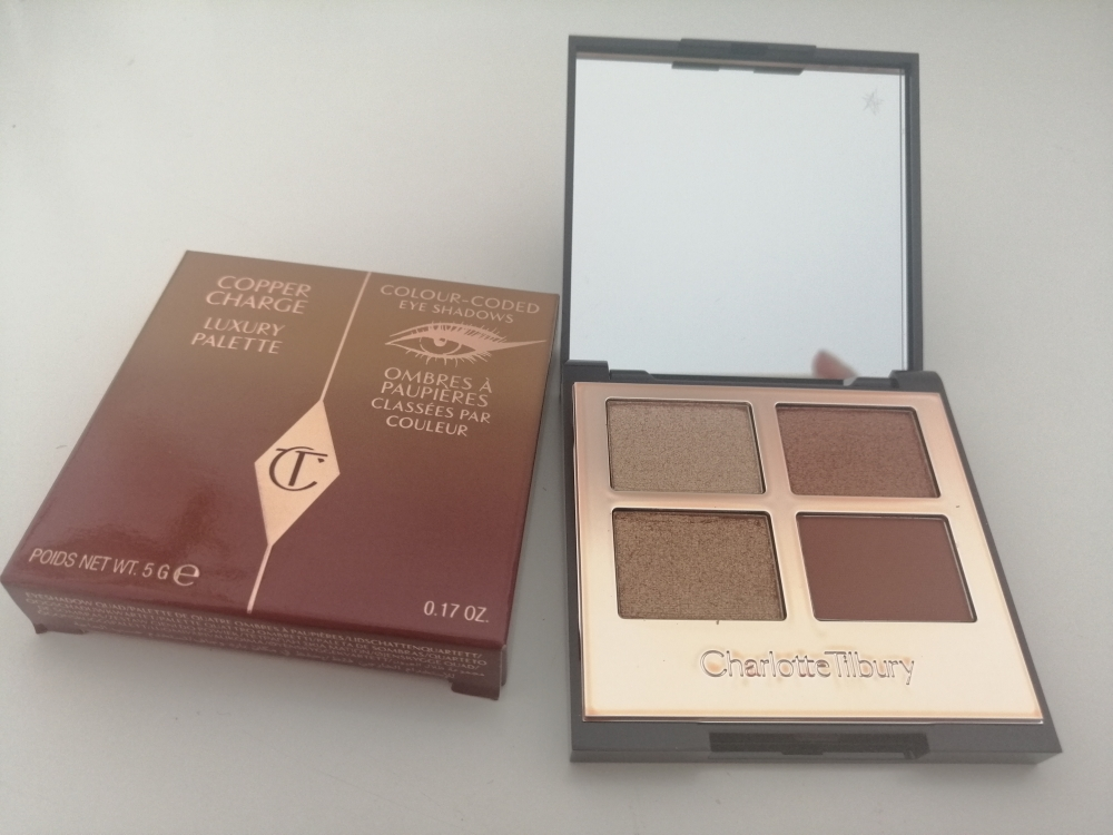 Copper Charge Charlotte Tilbury