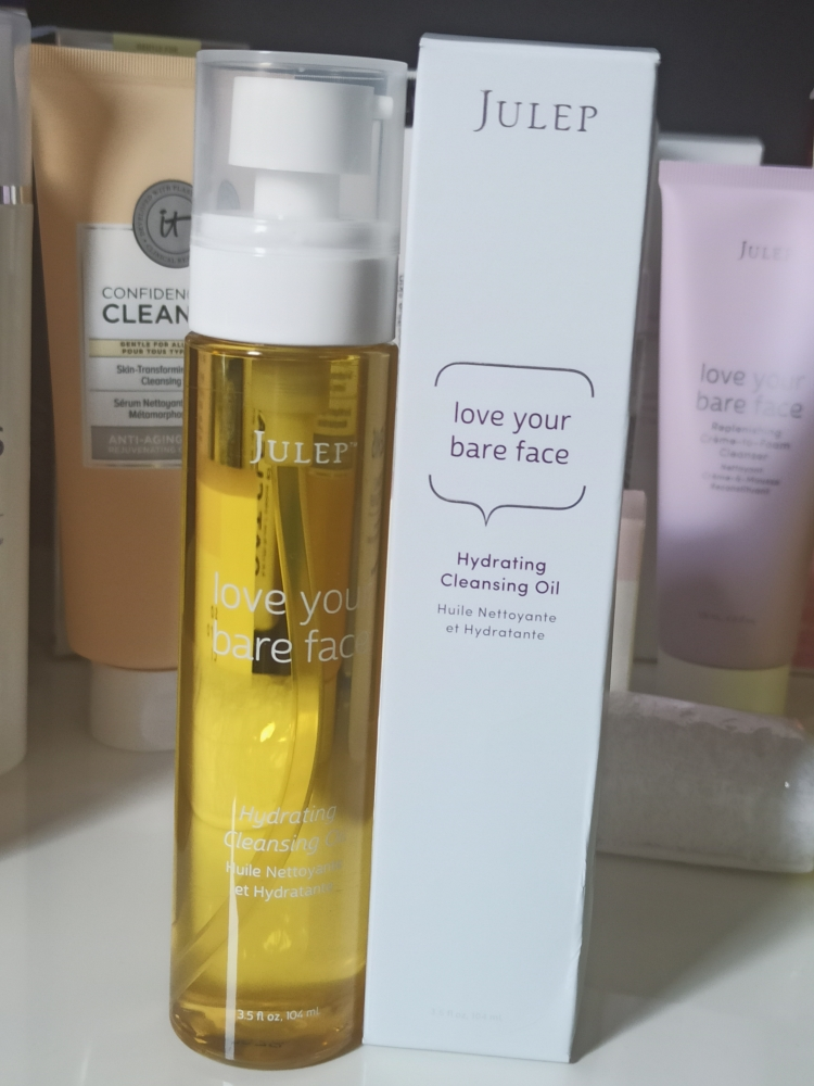 Love your Bare Face Hydrating Cleansing Oil Korean Beauty