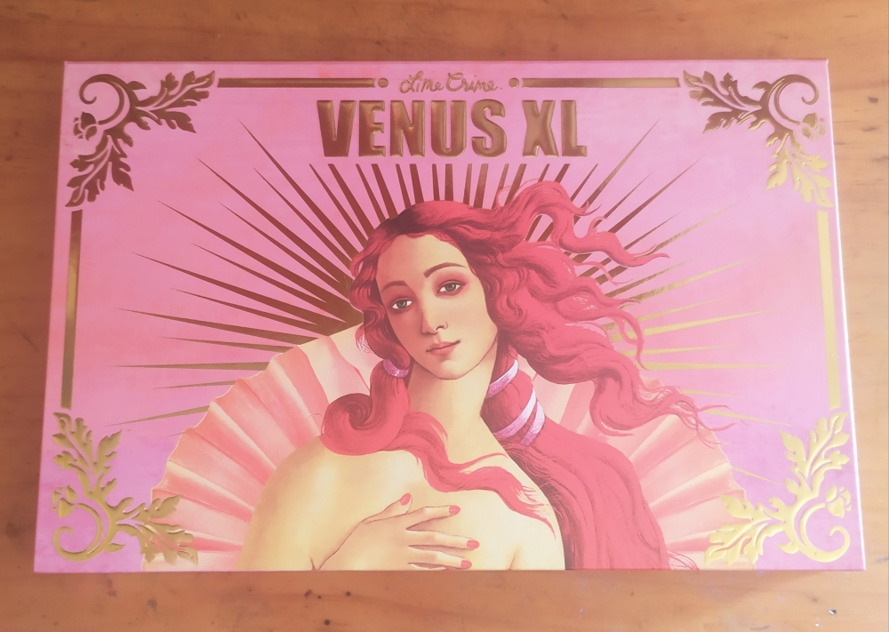 Paleta Venus XL Lime Crime