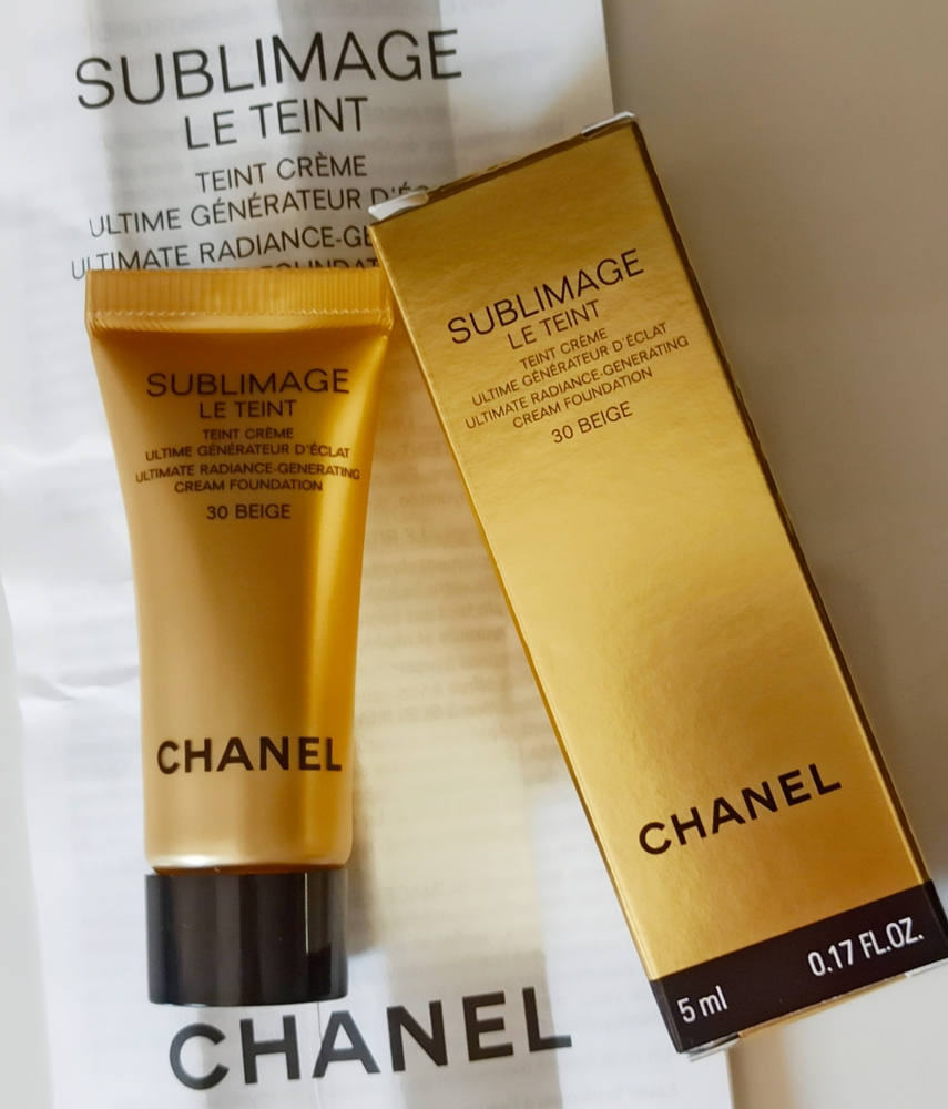 CHANEL SUBLIMAGE LE TEINT Base Maquillaje