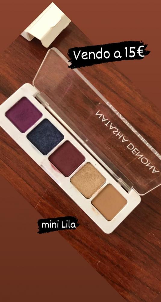 Mini Lila palette Natasha Denona