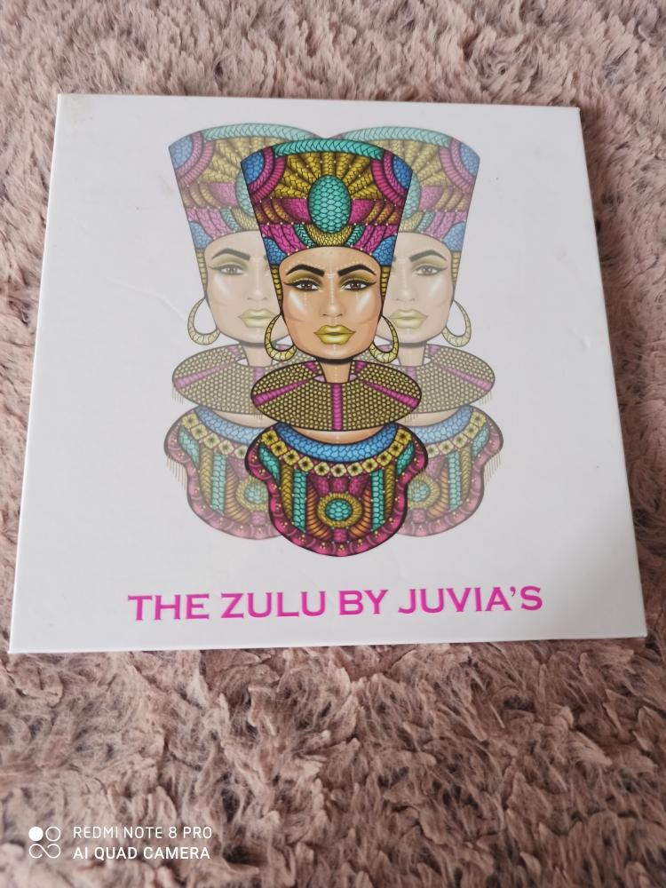 The Zulu palette