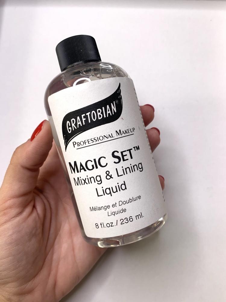 Magic Set Graftobian 236ml