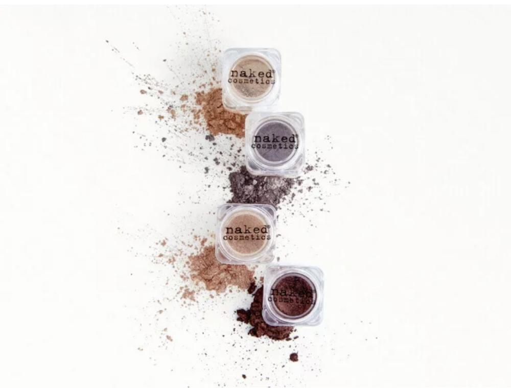 Pigmentos Naked Cosmetics