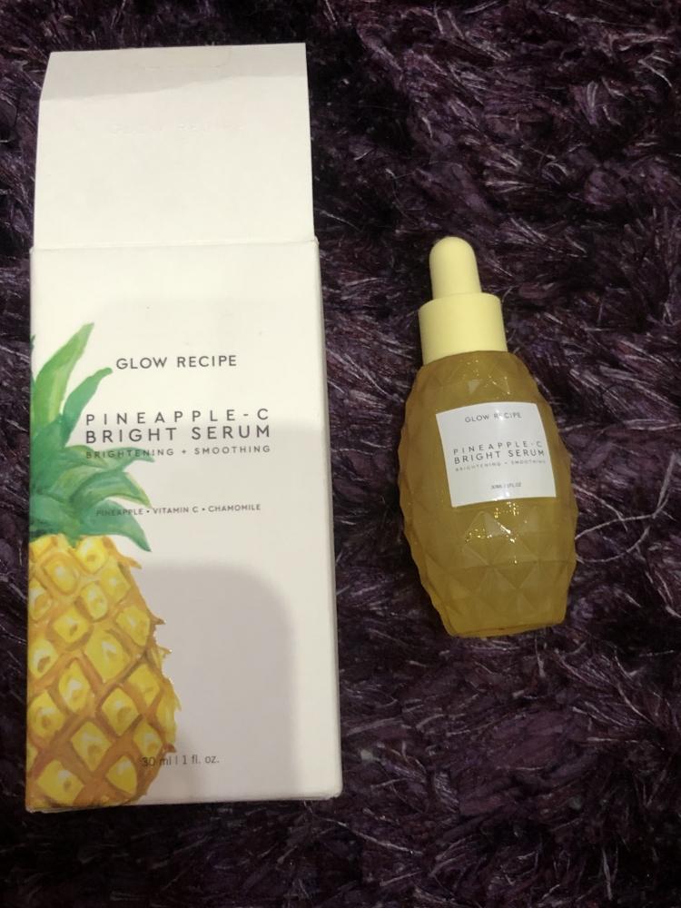 Pineapple C-Bright serum