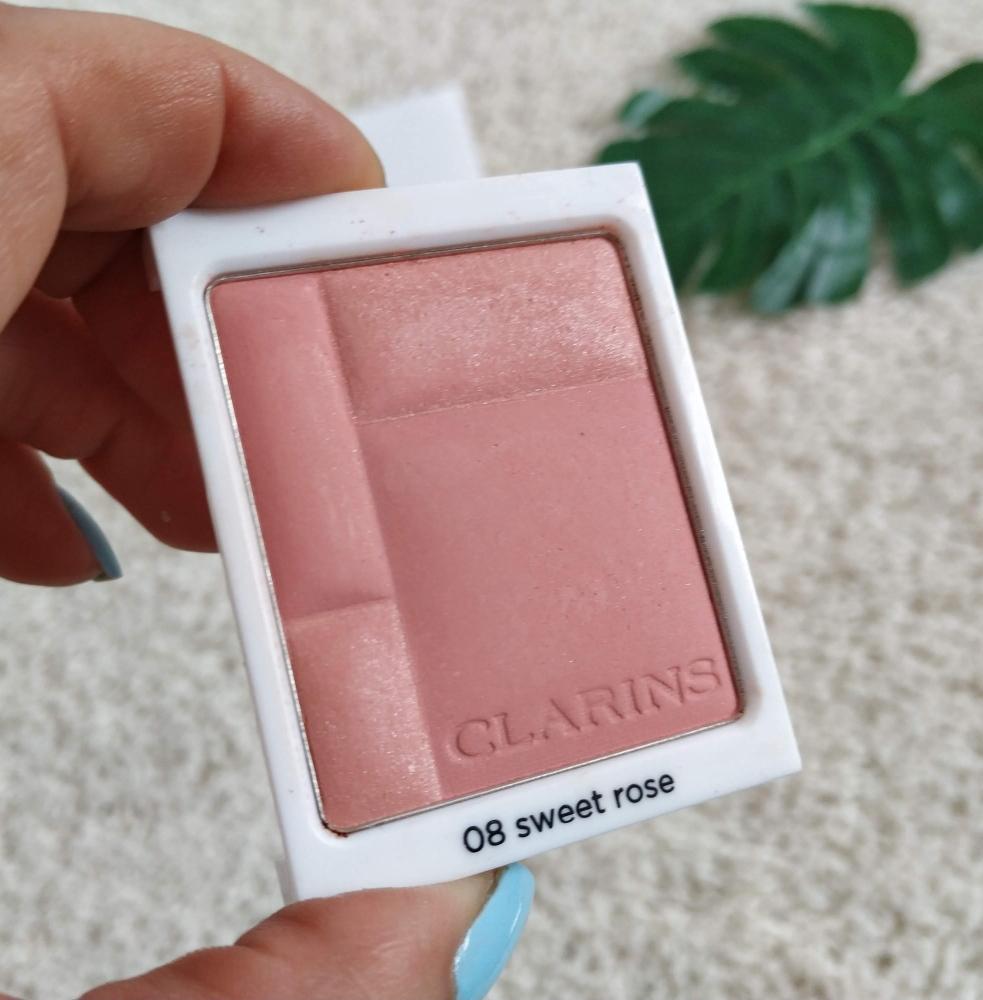 CLARINS Colorete Blush Prodige 08