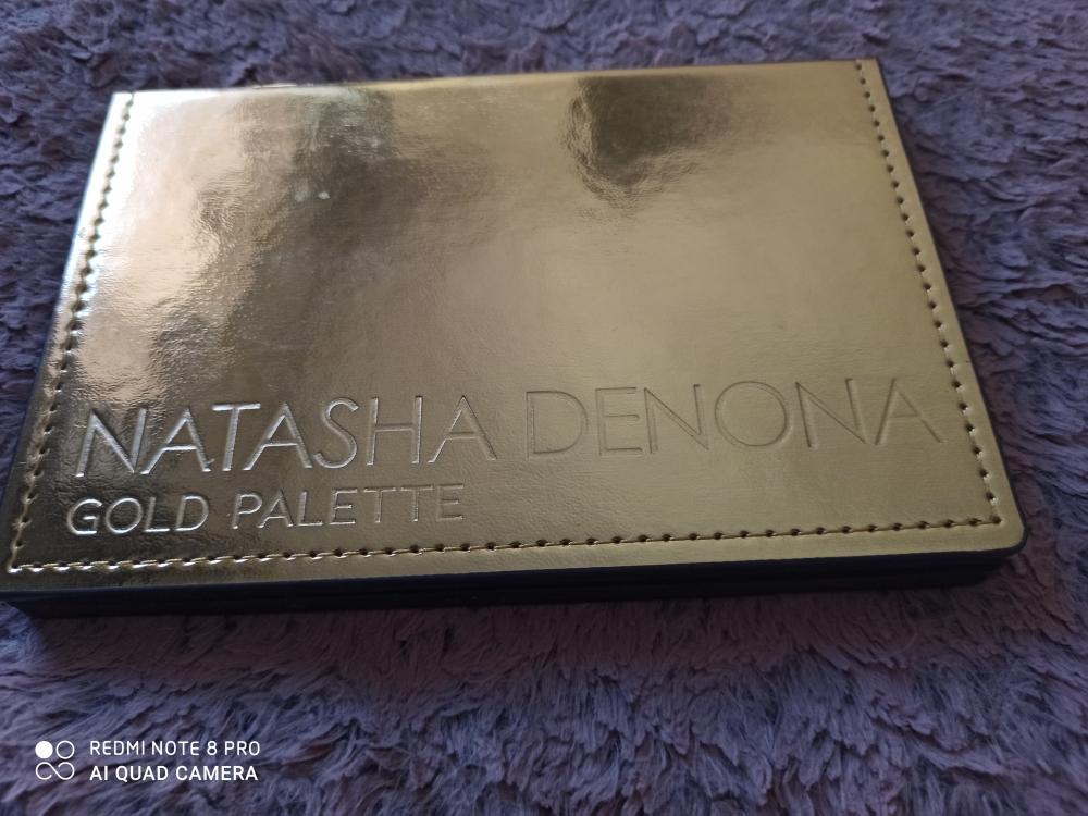 Gold Natasha Denona
