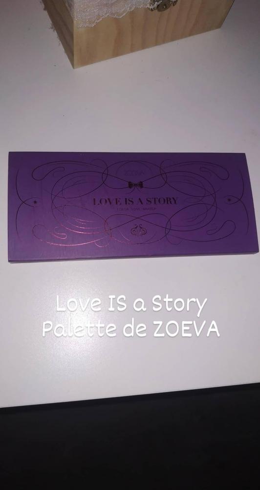 Love Is a Story de ZOEVA