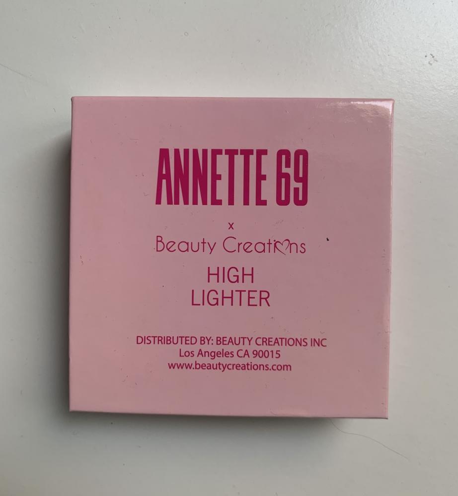 Iluminador Annette69