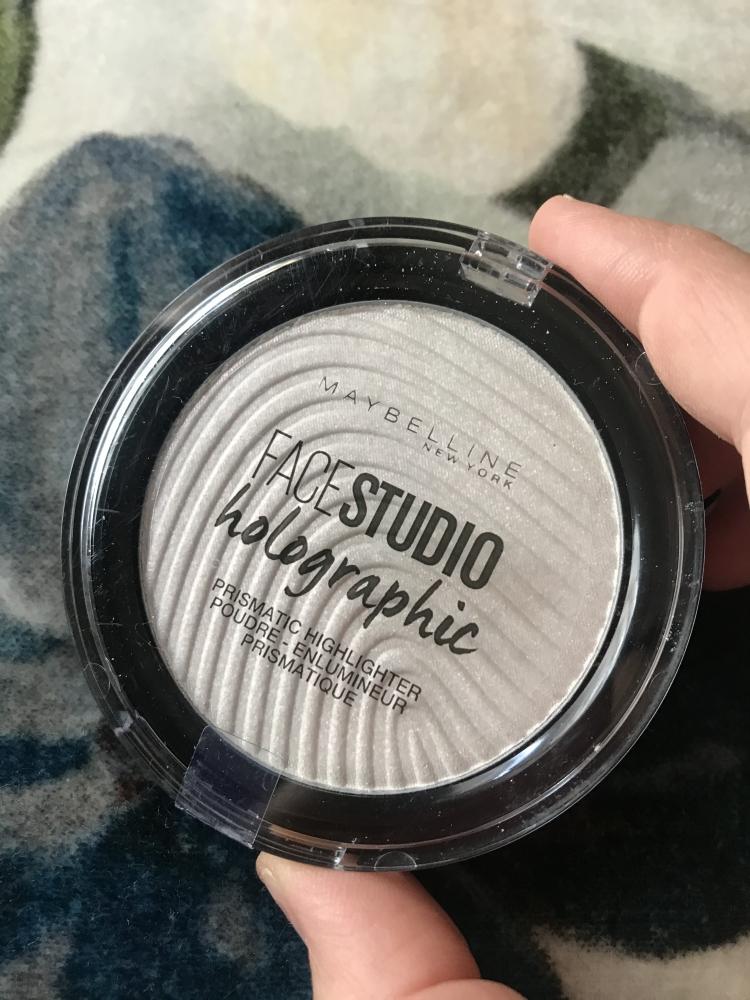 Face studio (Chrome y holographic) 2uds