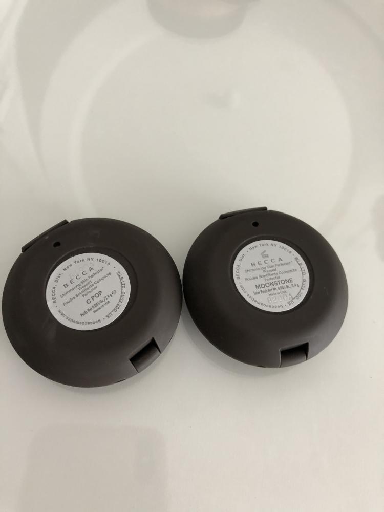 Iluminadores mini Becca