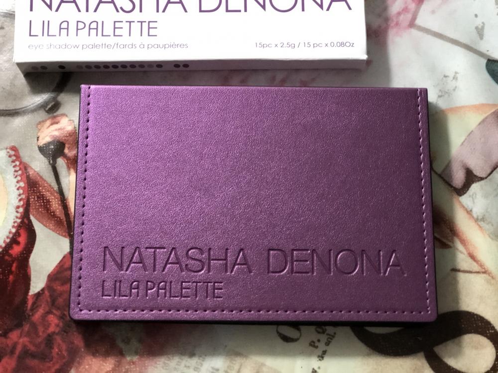 Paleta Lila Natasha Denona