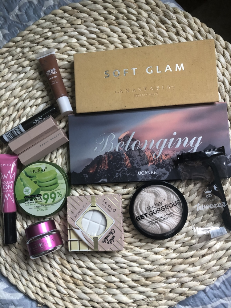 Pack maquillaje