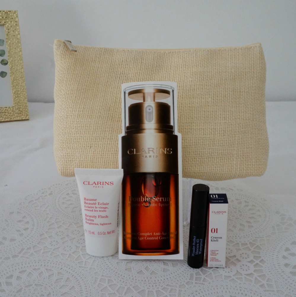 Pack Clarins