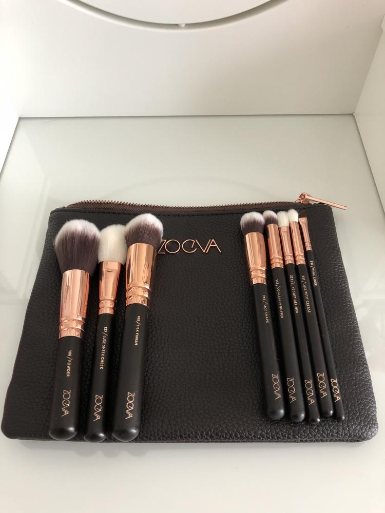 ZOEVA - Rose Golden Luxury set vol.I