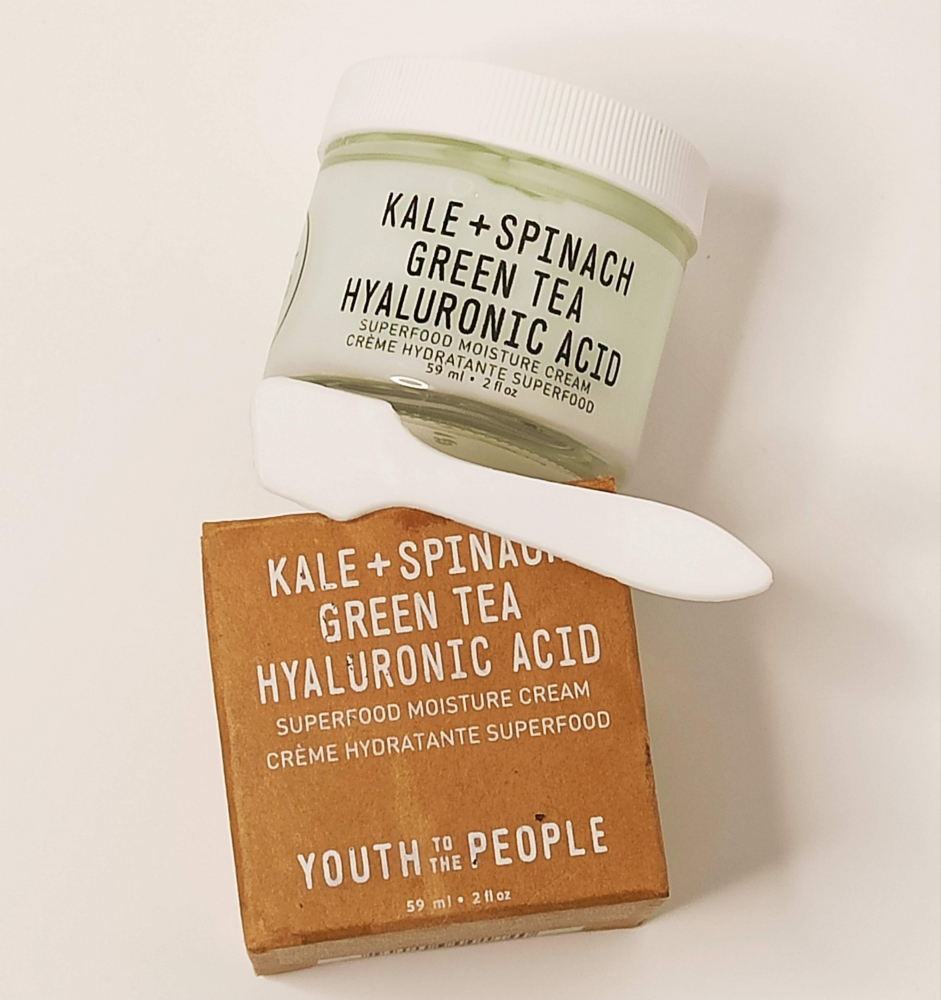 Crema Tratamiento Kale + Spinach Green Tea Hyaluronic Acid YOUTH TO THE PEOPLE