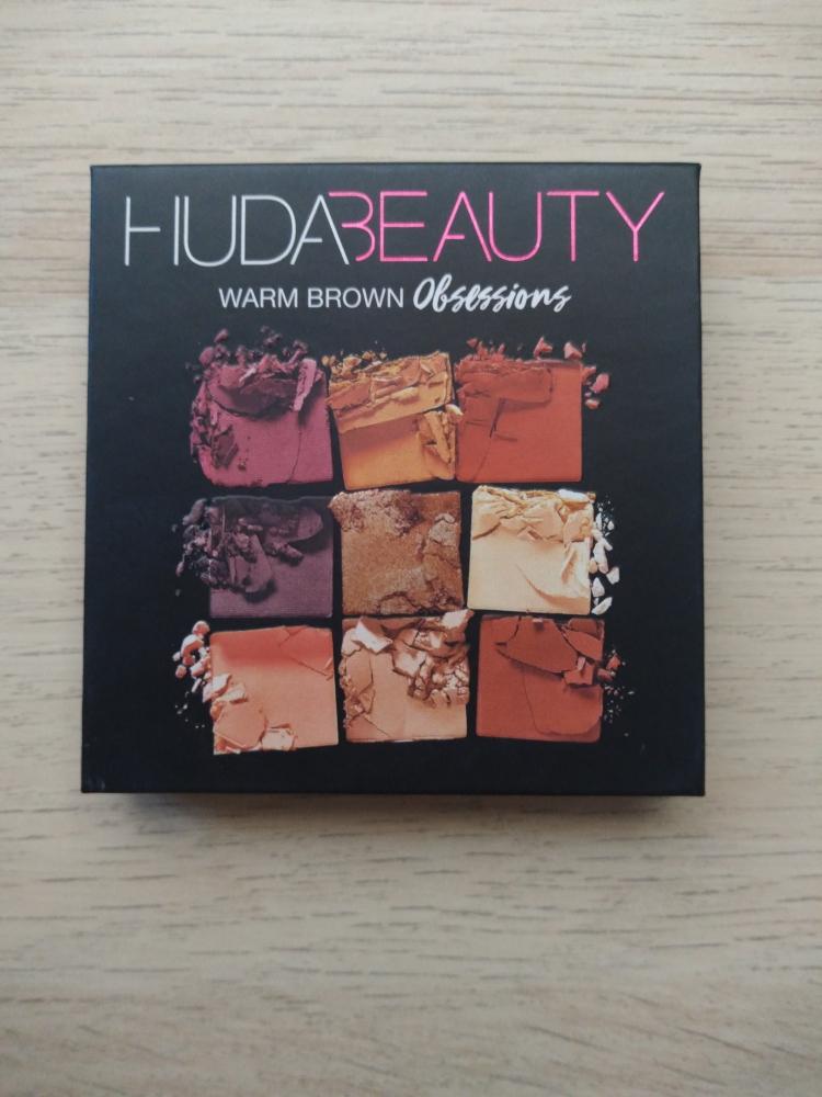 Sombras Huda Beauty