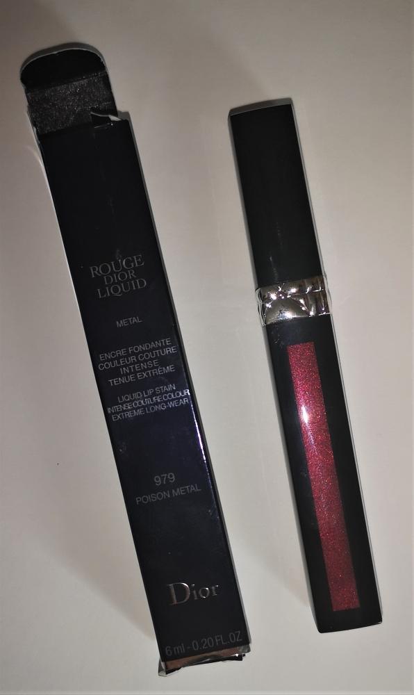 Rouge Liquid  de Dior color cobre