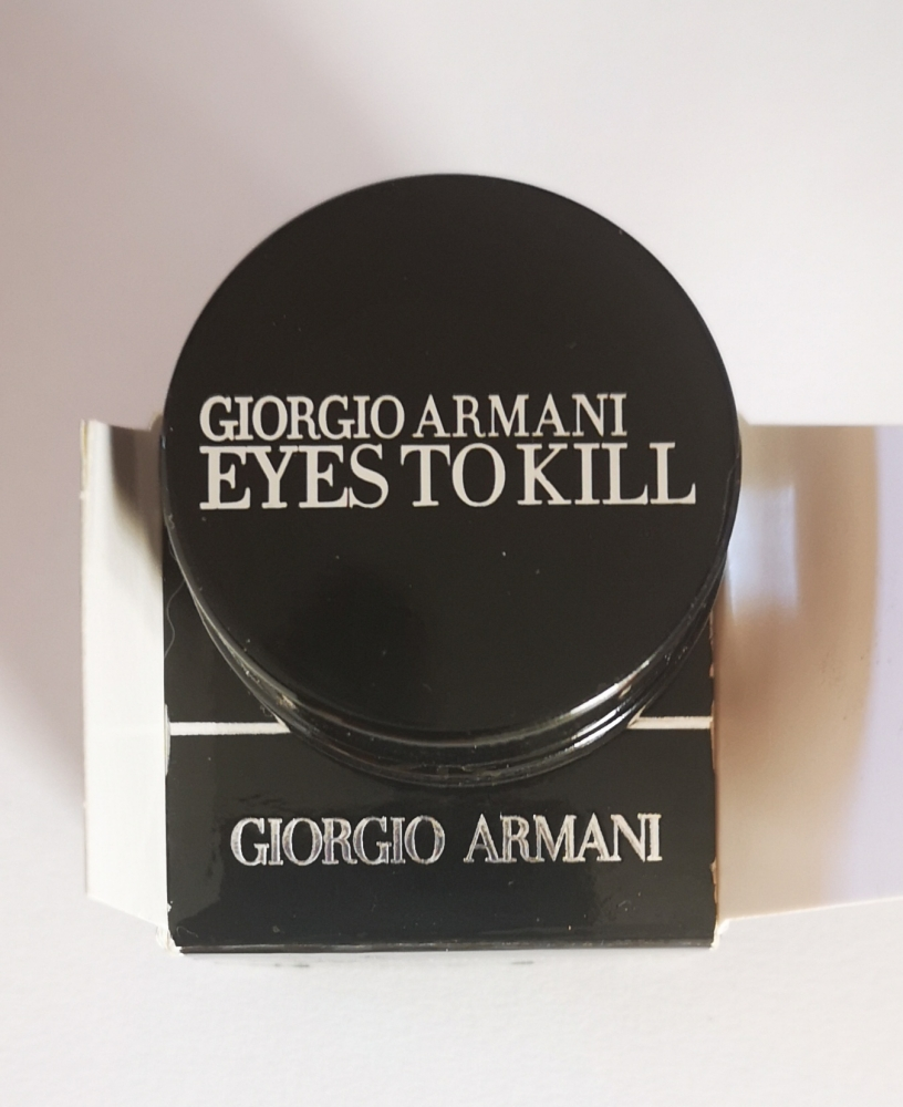 Eyes to Kill Armani