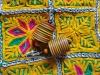 Pendientes africanos solidarios de ONG