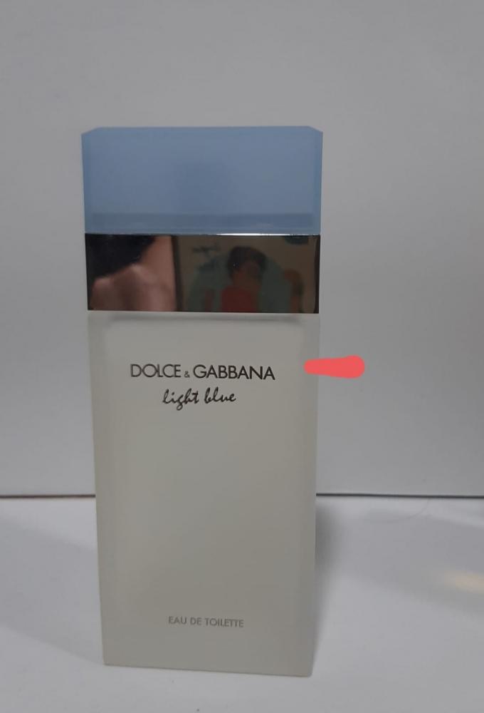 LIGHT BLUE POUR FEMME Eau de Toilette vaporizador para mujer