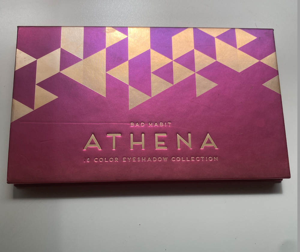 Paleta de ojos ATHENA