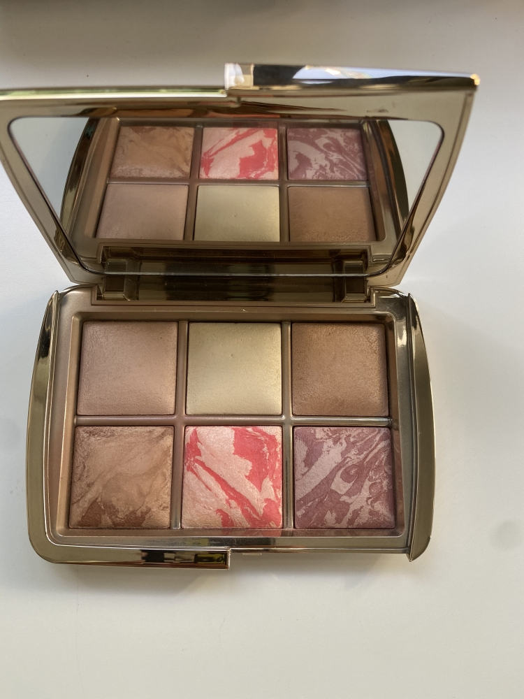 Paleta de rostro Hourglass Ambient Holiday Edition