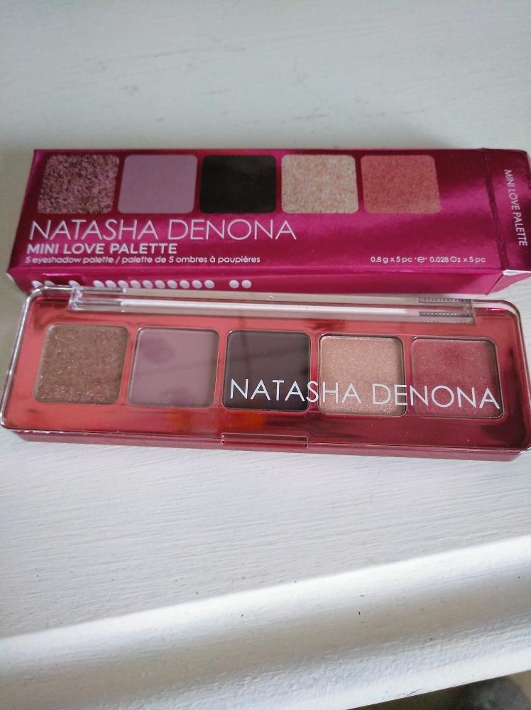 Mini Love Palette Natasha Denona