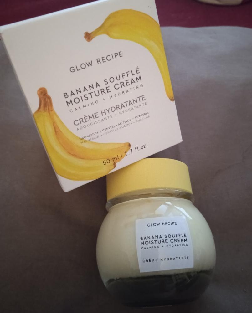 Crema hidratante de Glow Recipe