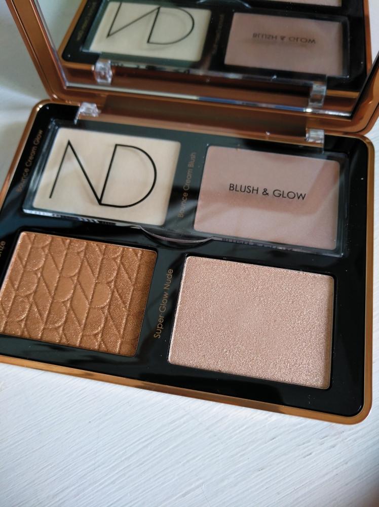 Bronze Cheek Palette Natasha Denona