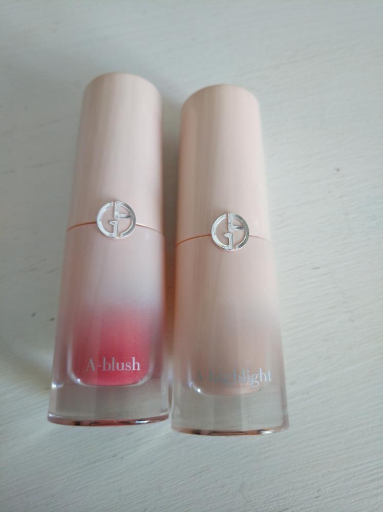 Pack A-blush y A-highlight Armani