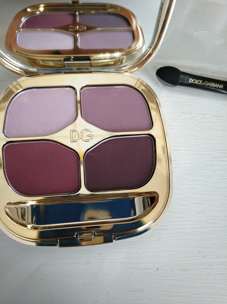 Passionate Dahlia Eyeshadow Dolce Gabbana