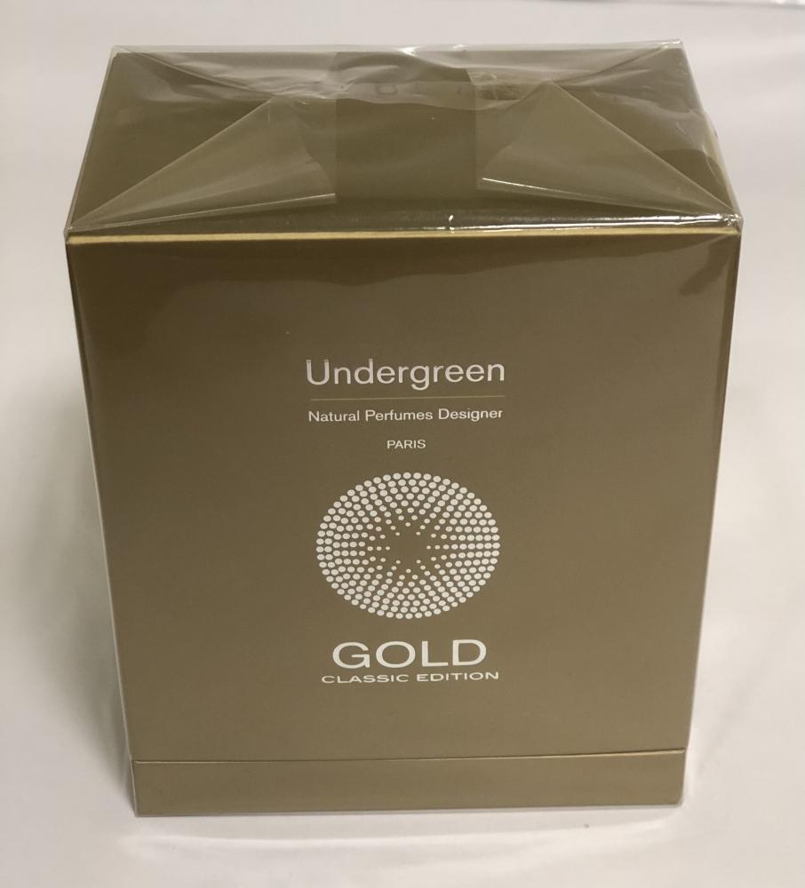 Perfume Undergreen gold