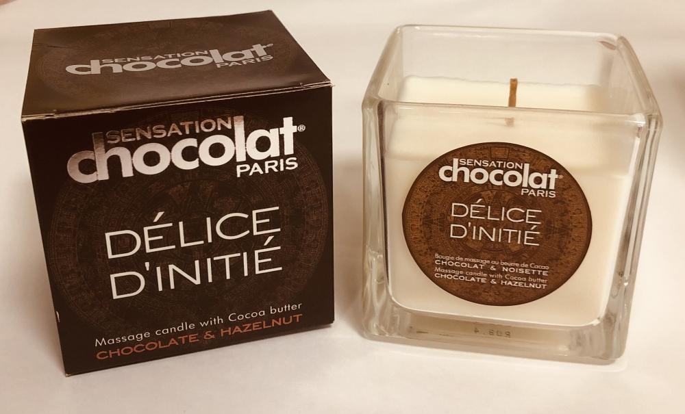 Vela de masaje Sensation Chocolat