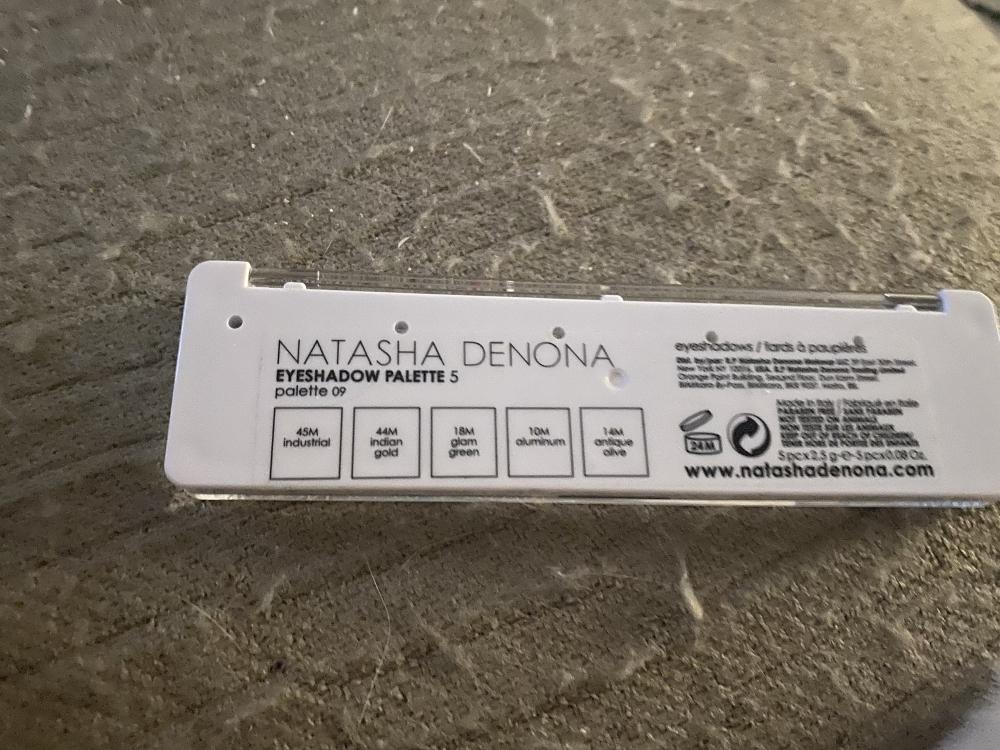 Paleta natasha denona