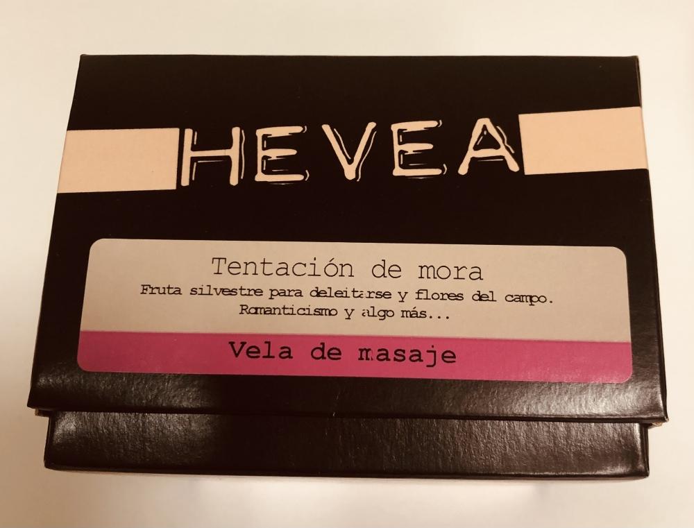 Vela de masaje Hevea
