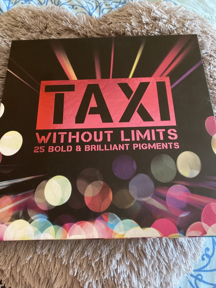 Paleta Taxi W7