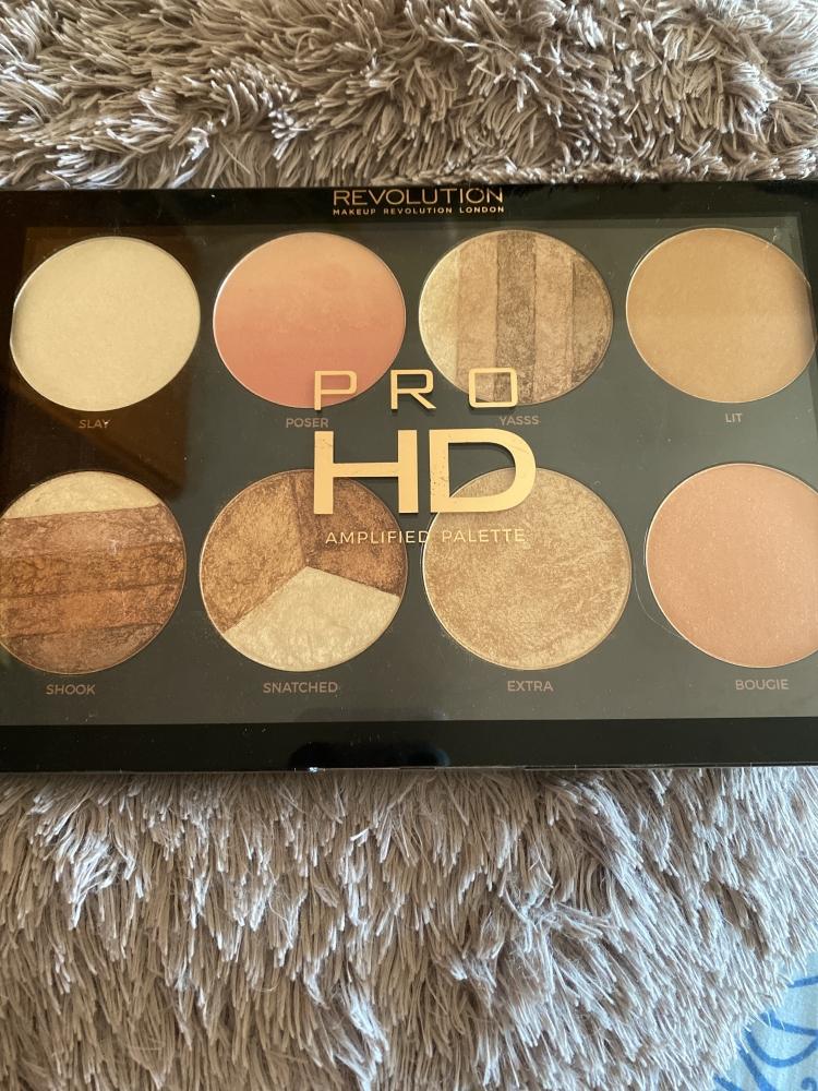 Pro HD Amplified Palette