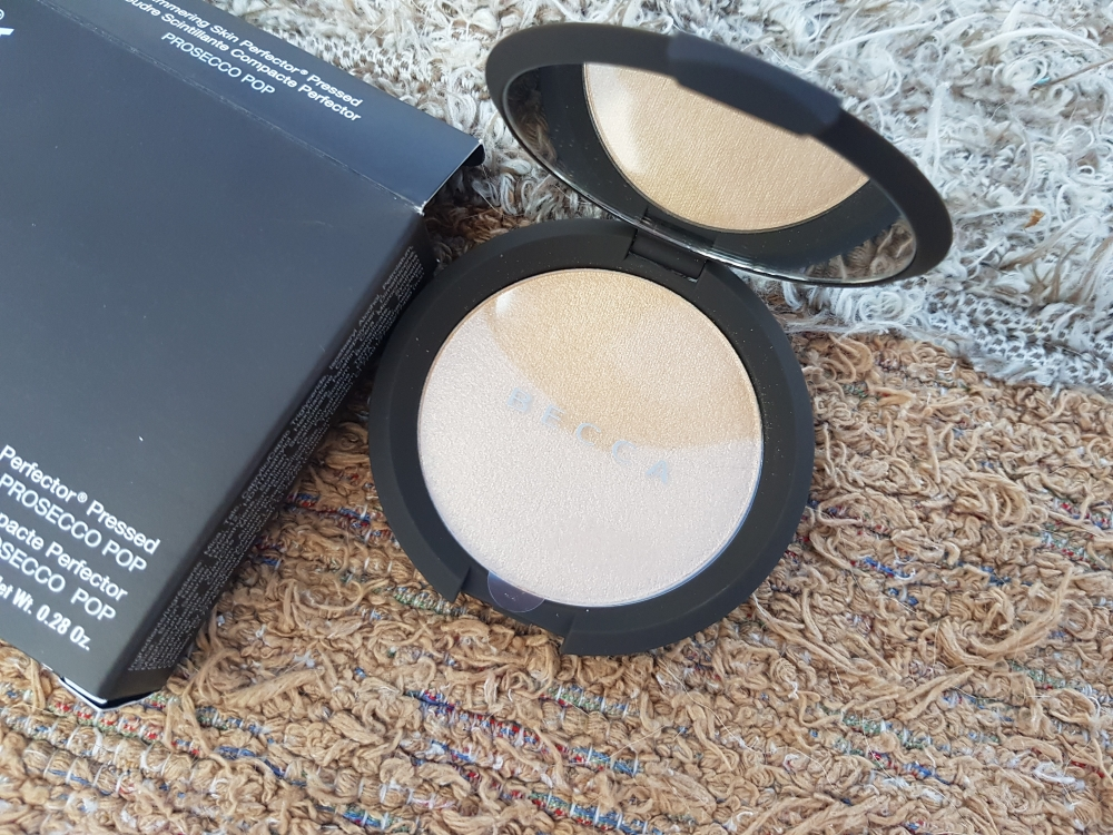 BECCA  Shimmering Skin Perfector® Pressed tono Prosecco Pop