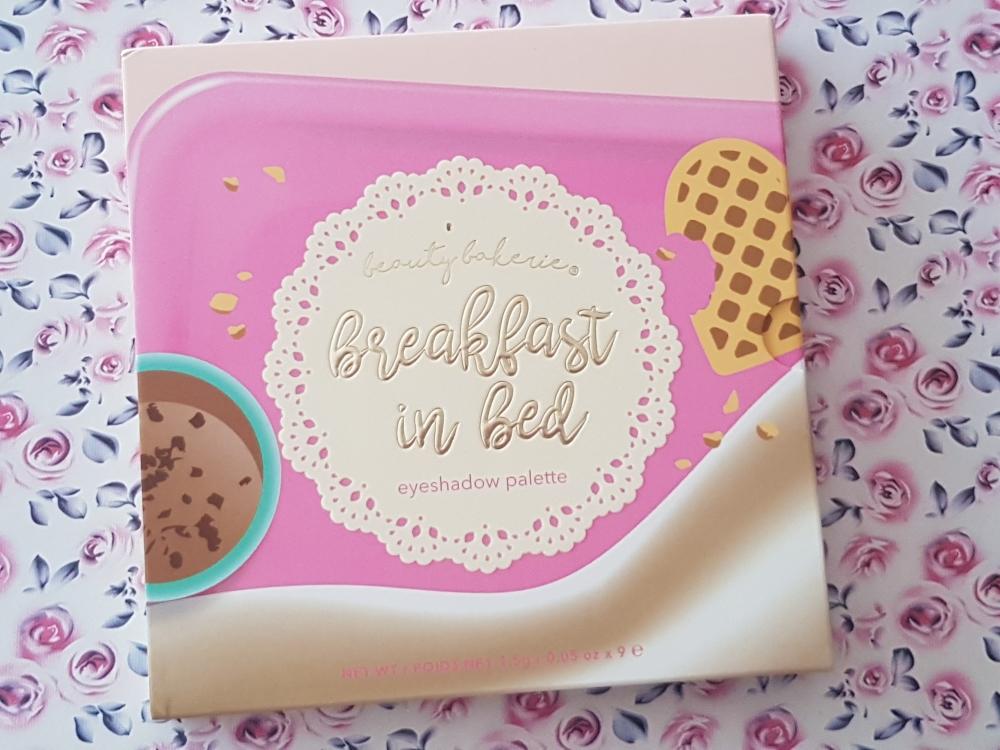 Beauty Bakerie Breakfast In Bed Eyeshadow Palette